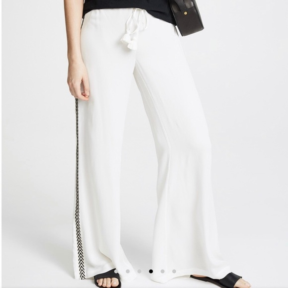 Pants - Casual Figue White Pant